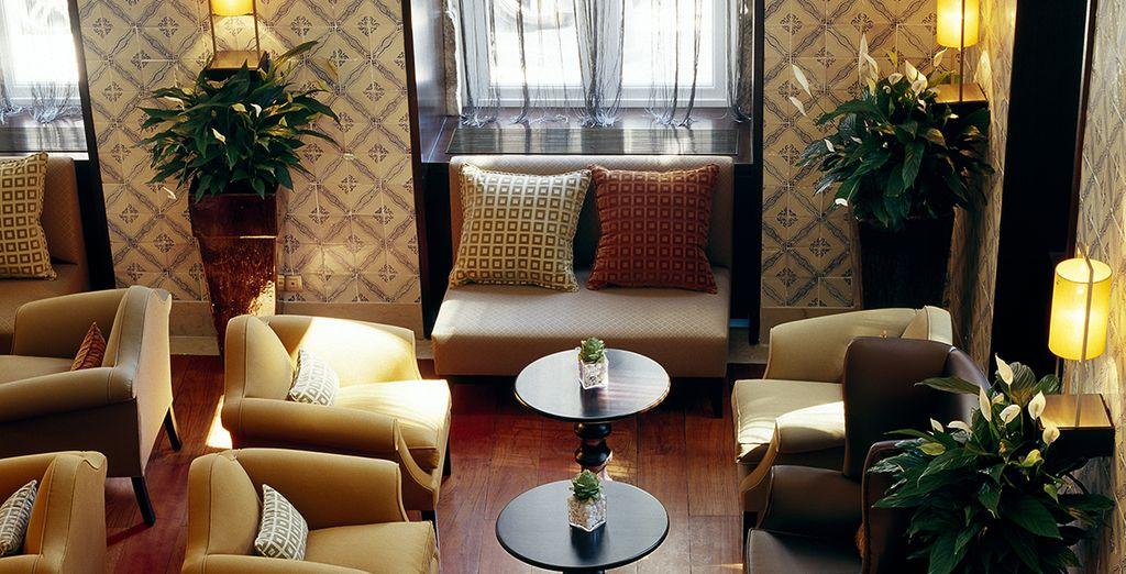 Un hôtel 4* digne d'un film où l'atmosphère y est chaleureuse et singulière