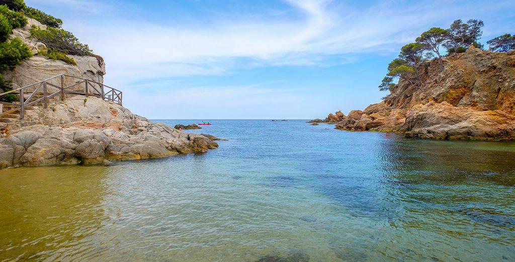 De ce séjour sur la Costa Brava !