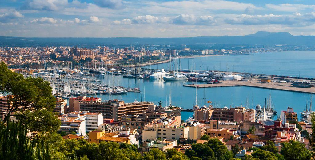 Avant de partir à la découverte de Palma de Majorque