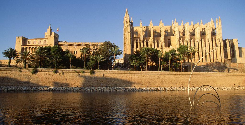 Et ses trésors architecturaux