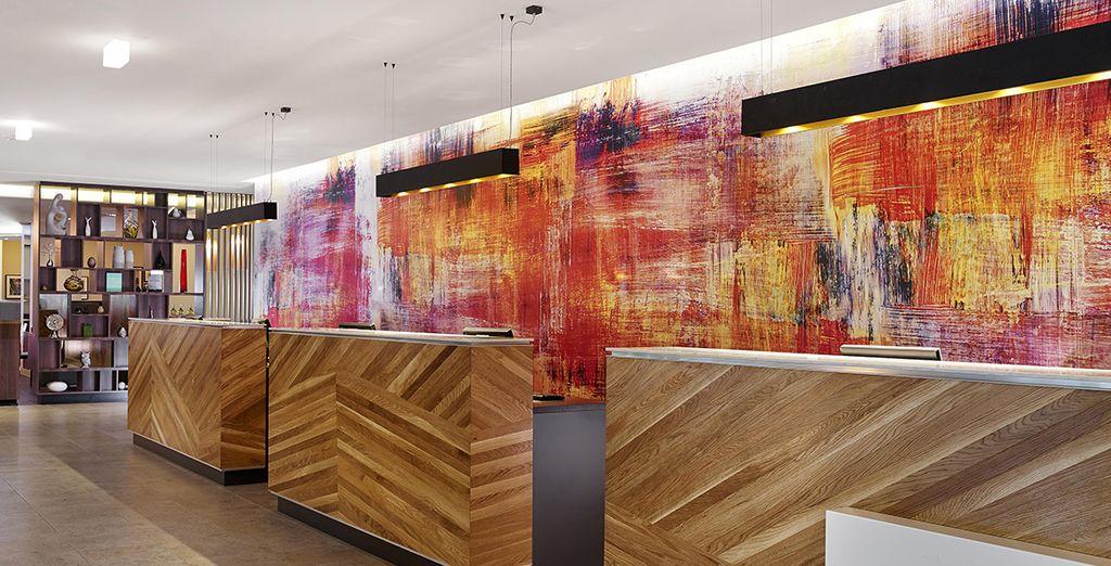 Installez-vous au Doubletree by Hilton Islington 4*