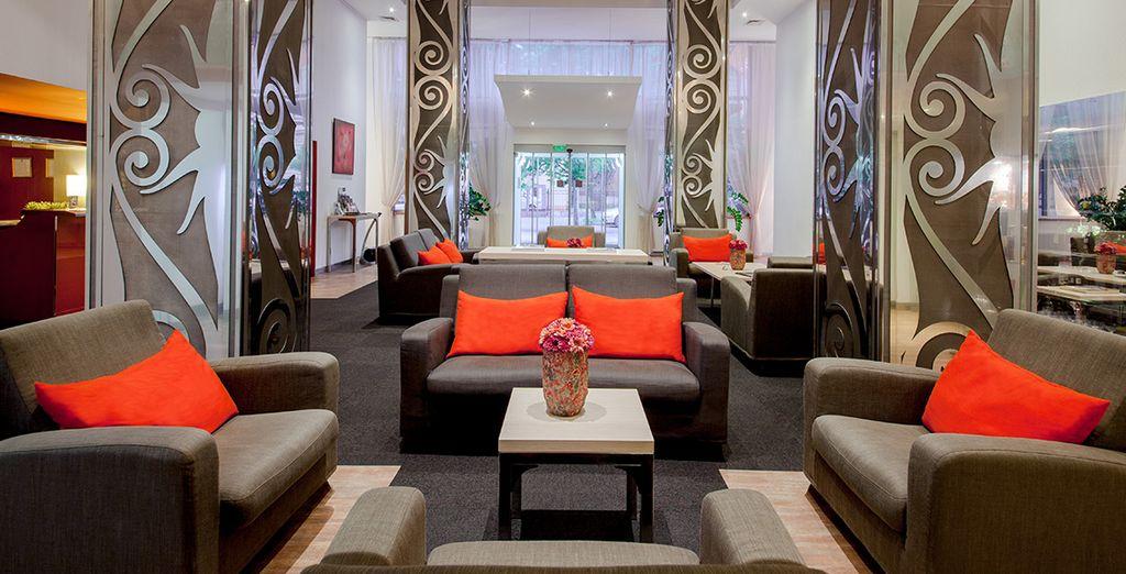 L'hôtel Mamaison Andrassy est ravi de vous accueillir dans un décor moderne et tendance