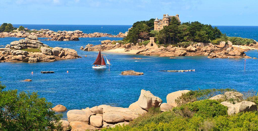Envie d'un séjour reposant sur la côte bretonne?