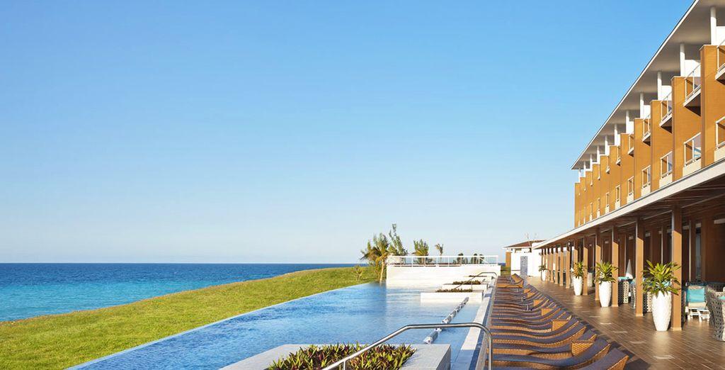 Avant de finir le séjour en beauté sur les plages de sable blanc de Varadero dans un hôtel de standing