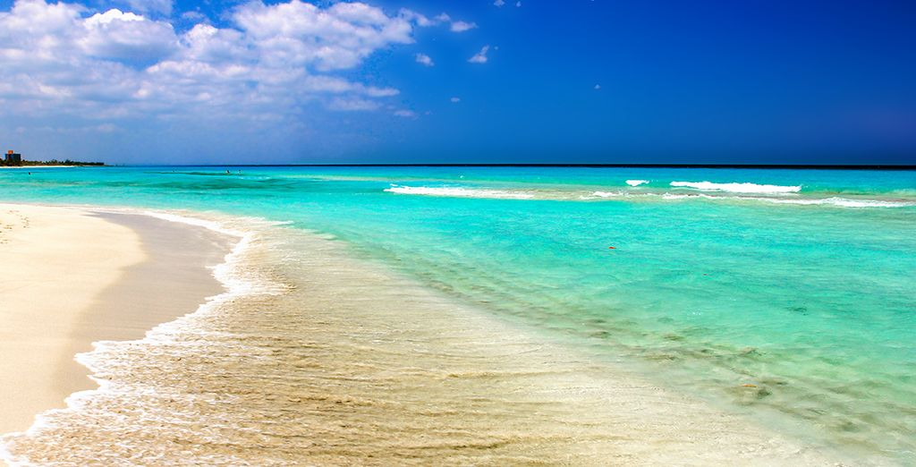 Du côté de Varadéro installez-vous au Ocean Vista Azul 5*