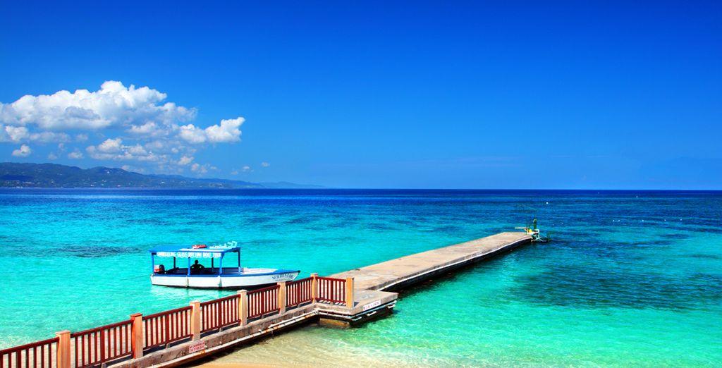Craquez pour les eaux turquoise de la Jamaïque