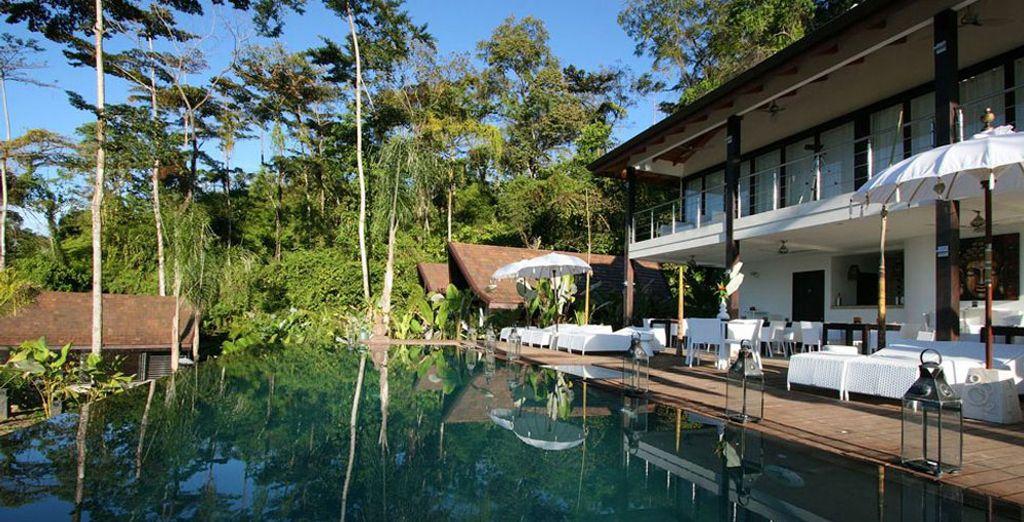 Hôtel Oxygen Jungle Villas 5*