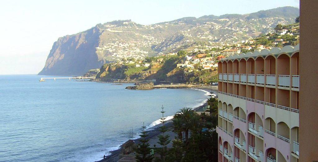 Voilà un aperçu de ce qui vous attend à l'hôtel Pestana Ocean Bay 4*