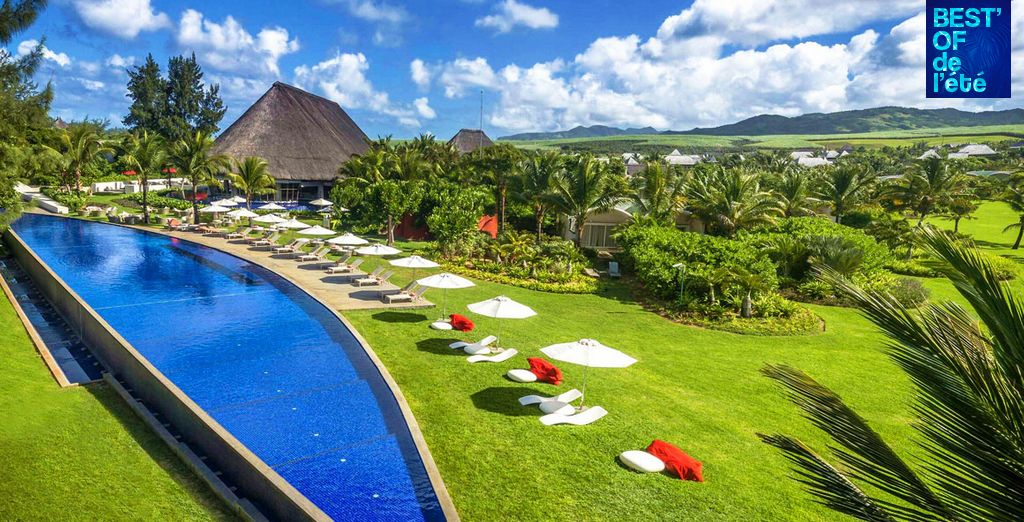 Bienvenue au SO Sofitel Mauritius 5* !