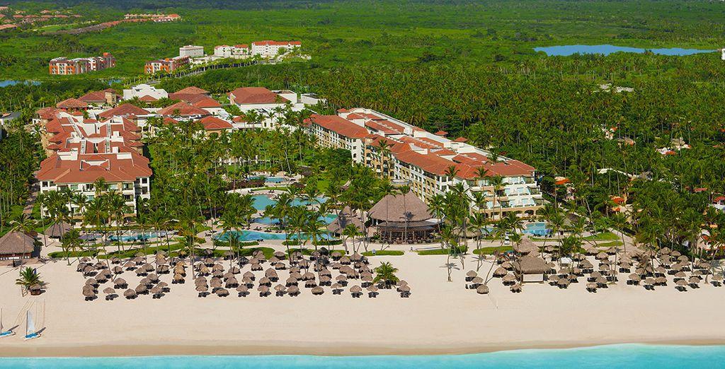 L'un des hôtels les mieux situés de Punta Cana
