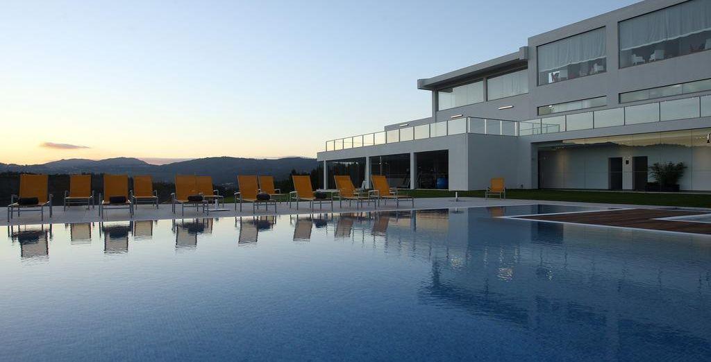 Bienvenue à l'Agua Hotel Mondim de Basto 4*...