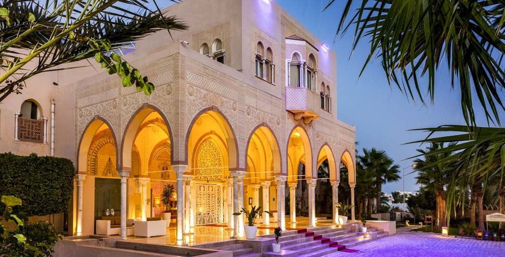 Bon séjour à Djerba !