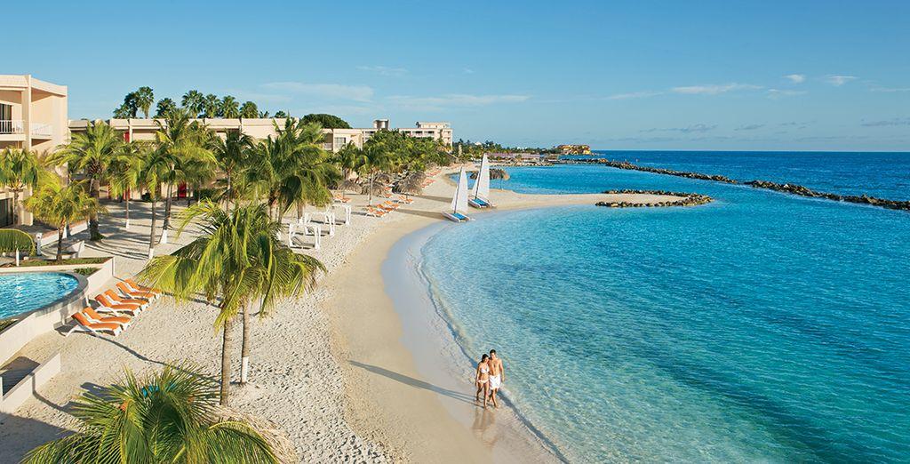 Ou sur la plage !