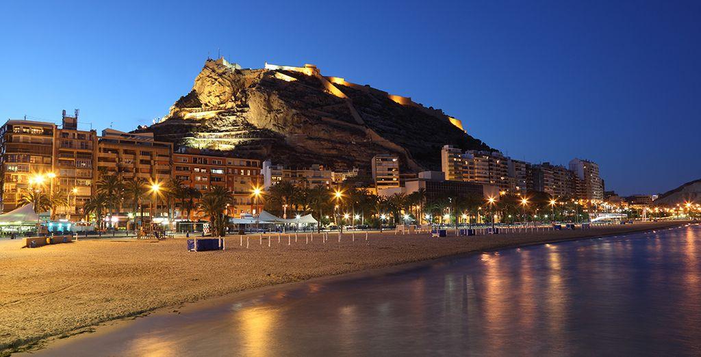 Vous tomberez vite sous le charme d'Alicante !