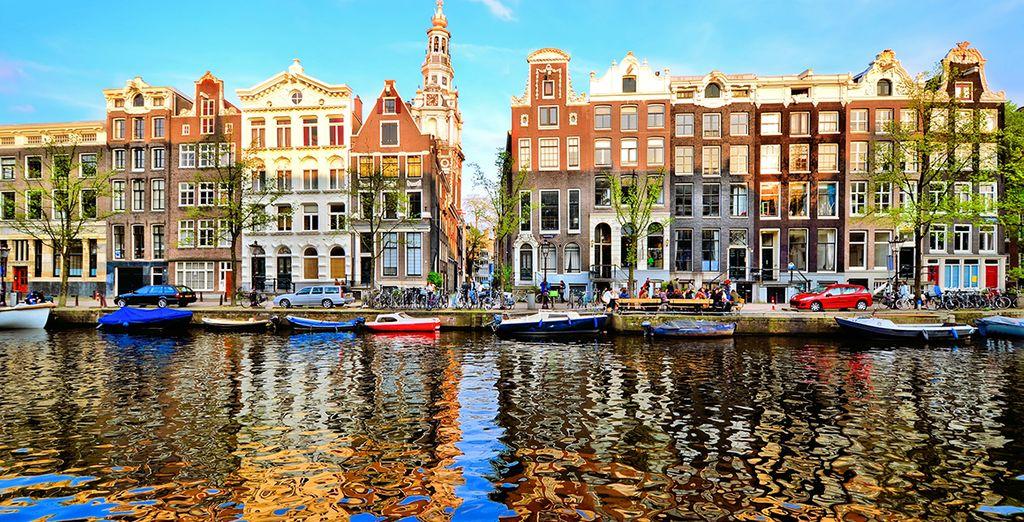 Bon séjour aux Pays-Bas !