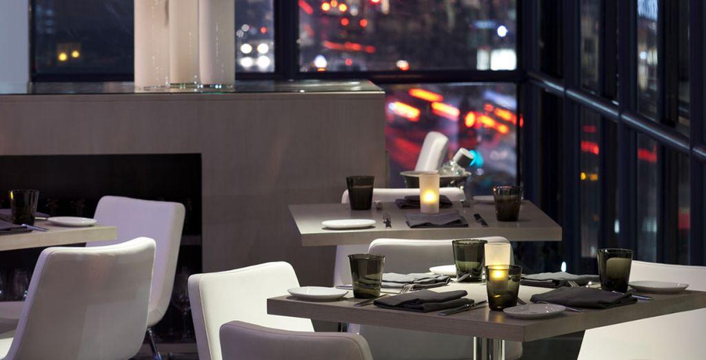 Ou dînez dans une atmosphère chic