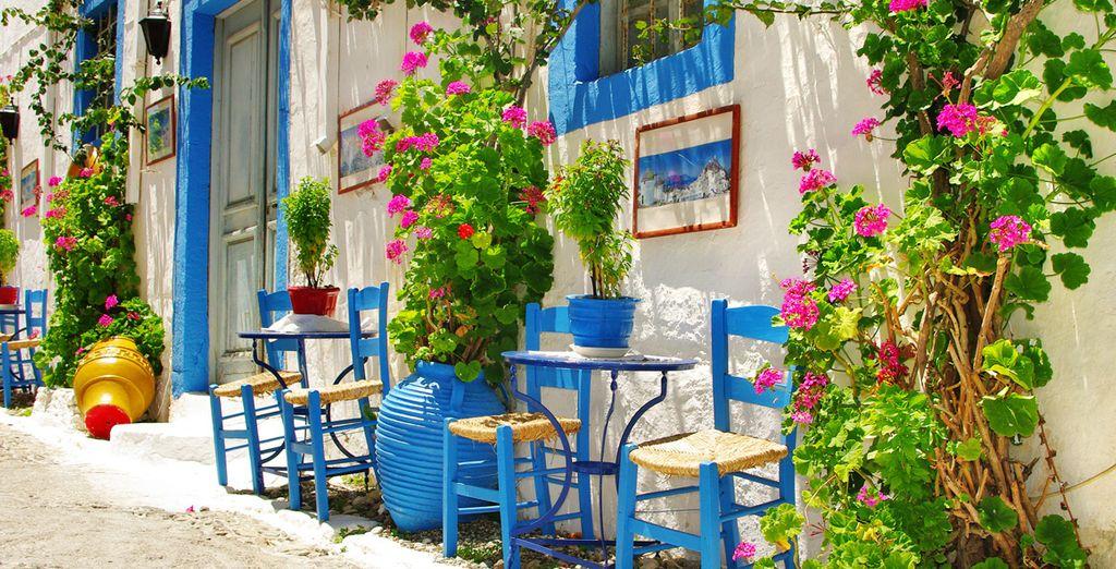 Vous serez charmé par la Crète...