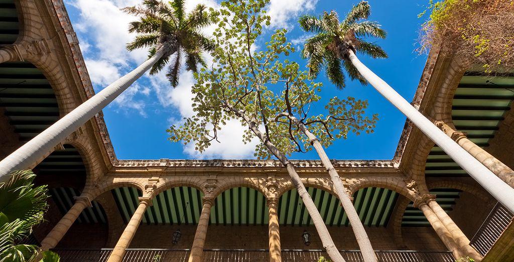 Pour votre première étape, direction La Havane