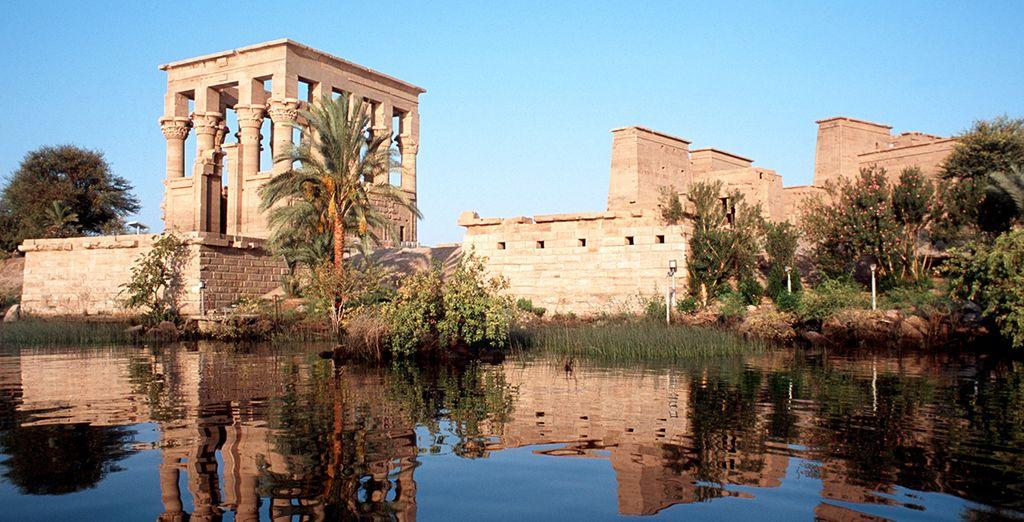 Avec visites et excursion au Caire, ou sans visites pour encore plus de liberté !