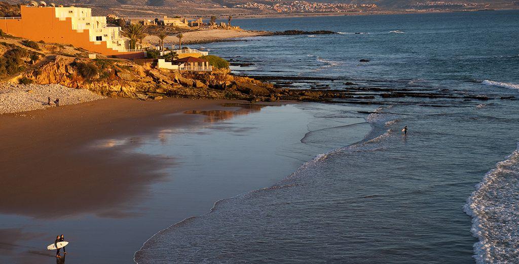 Ne manquez pas d'explorer la région d'Agadir qui regorge de trésors