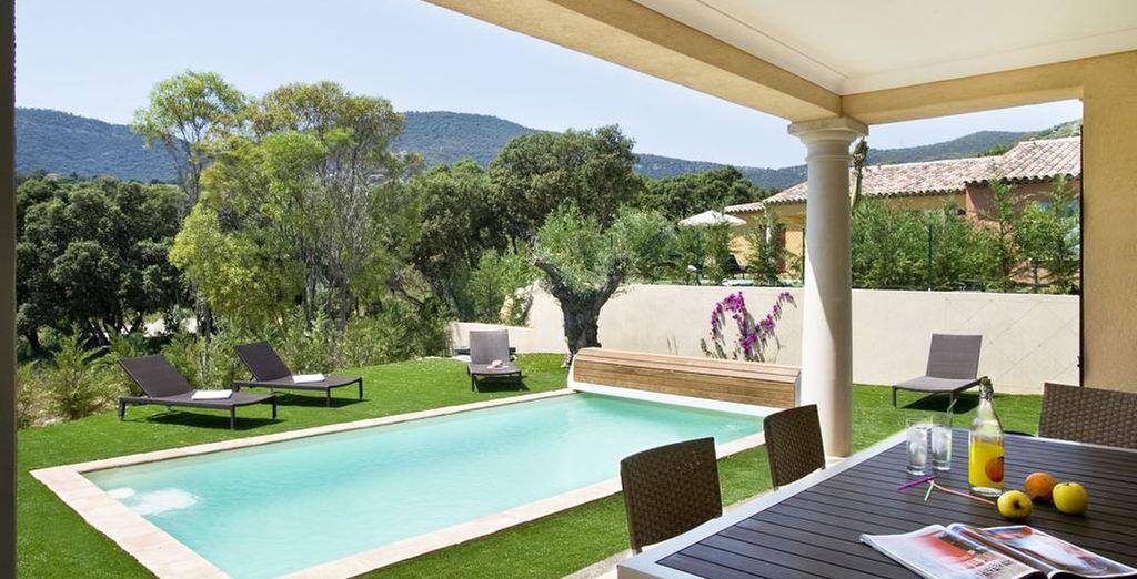 Villas estivel le domaine de l 39 eilen voyage priv - Voyage sans supplement chambre individuelle ...