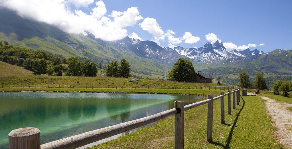 Très bon séjour en Savoie !