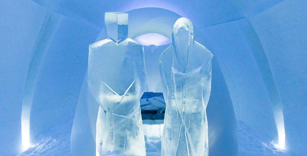 Bienvenue à l'Ice Hotel