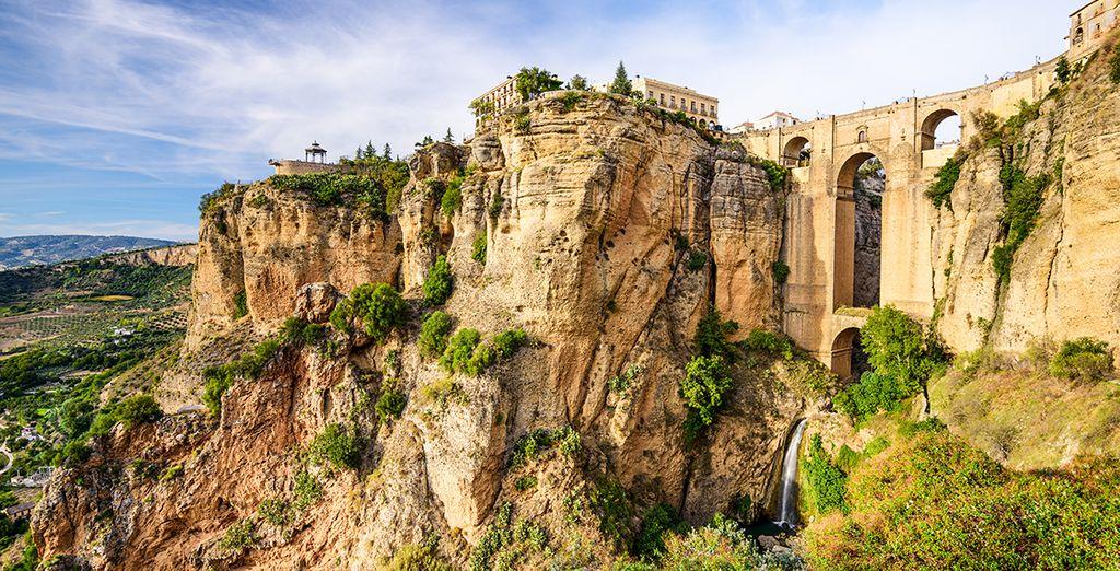 Profitez en pour découvrir les merveilles de l'Andalousie