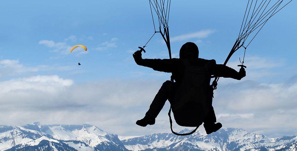 Ressentez les plaisirs de la montagne !