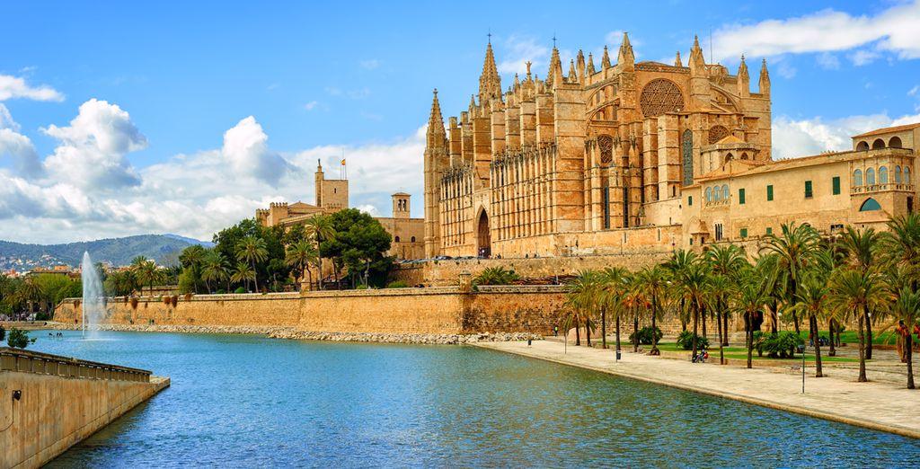 Photographie de Palma de Majorque