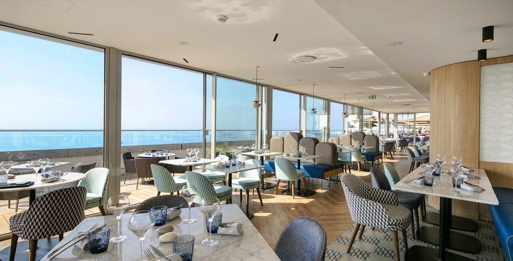 Radisson Blu Hotel Nice 4* et sa vue sur la mer