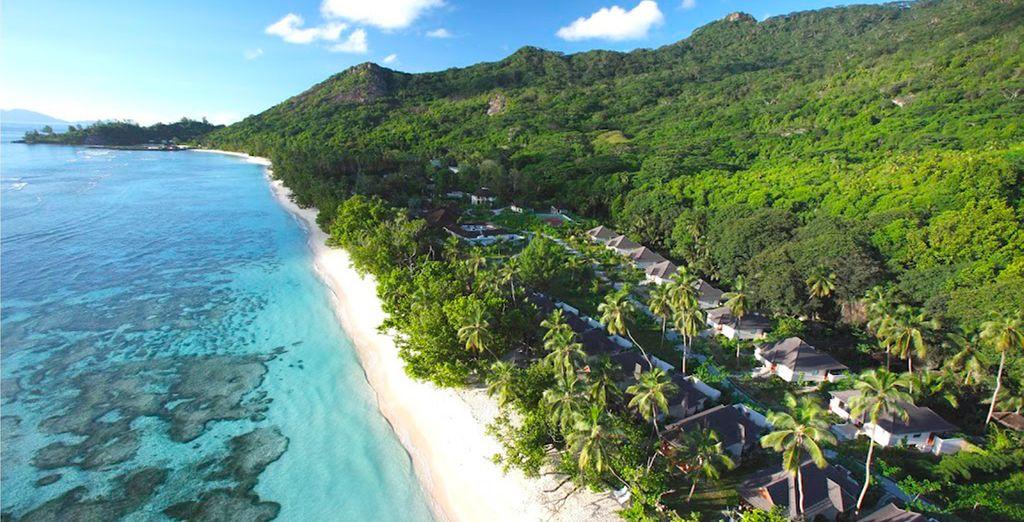 Partez vous prélasser aux Seychelles