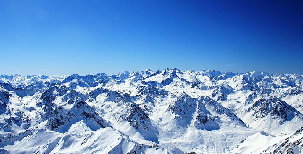 Des voyages au ski tout compris à Pyrénées 2000