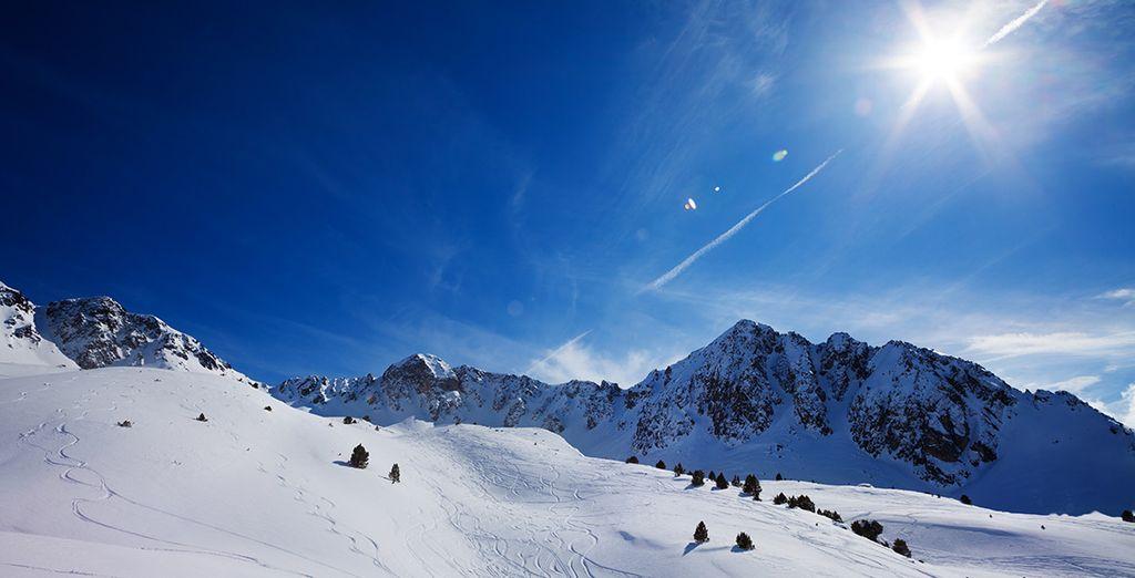 Partez au ski dans les Pyrénées avec Voyage Privé