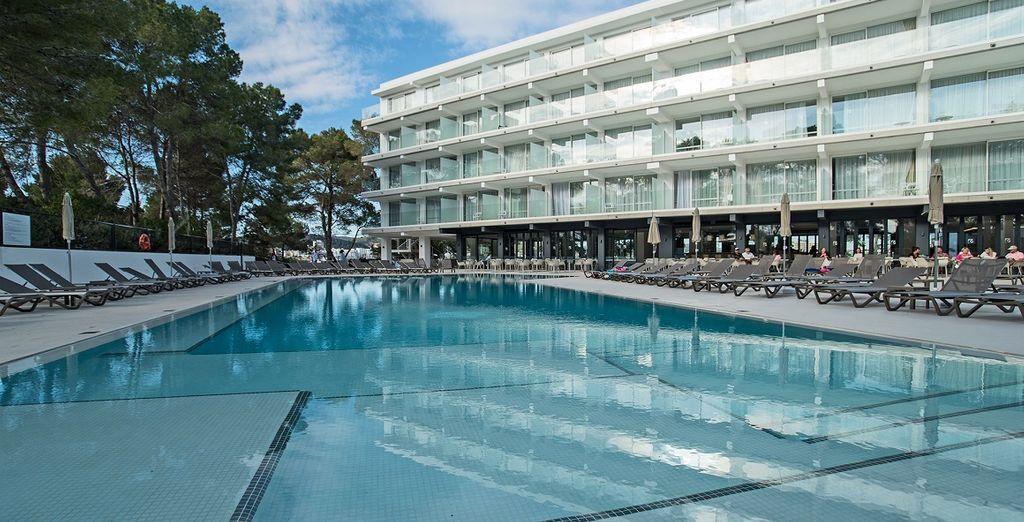 Hôtel Els Pins Resort & Spa 4* avec Voyage Privé