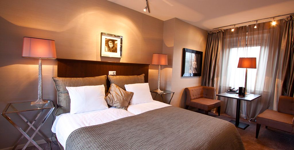 Best Western Delphi Hôtel 4* avec Voyage Privé