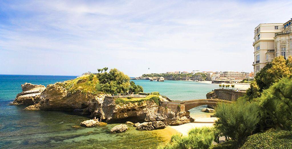 Découvrez les Pyrénées-Atlantiques en commençant par Biarritz