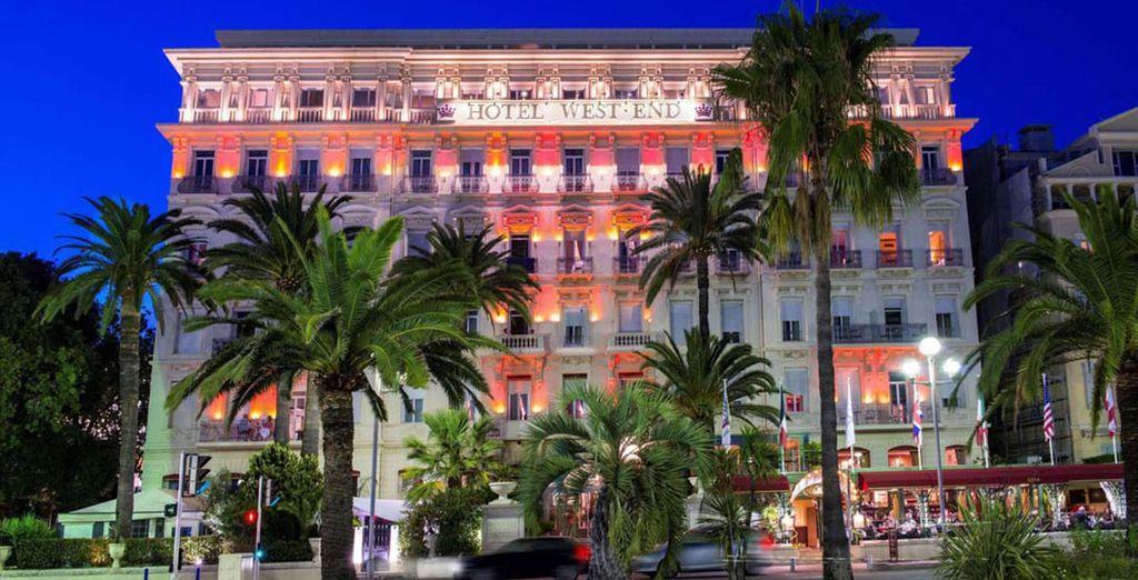 Hôtel West End 4* avec Voyage Privé