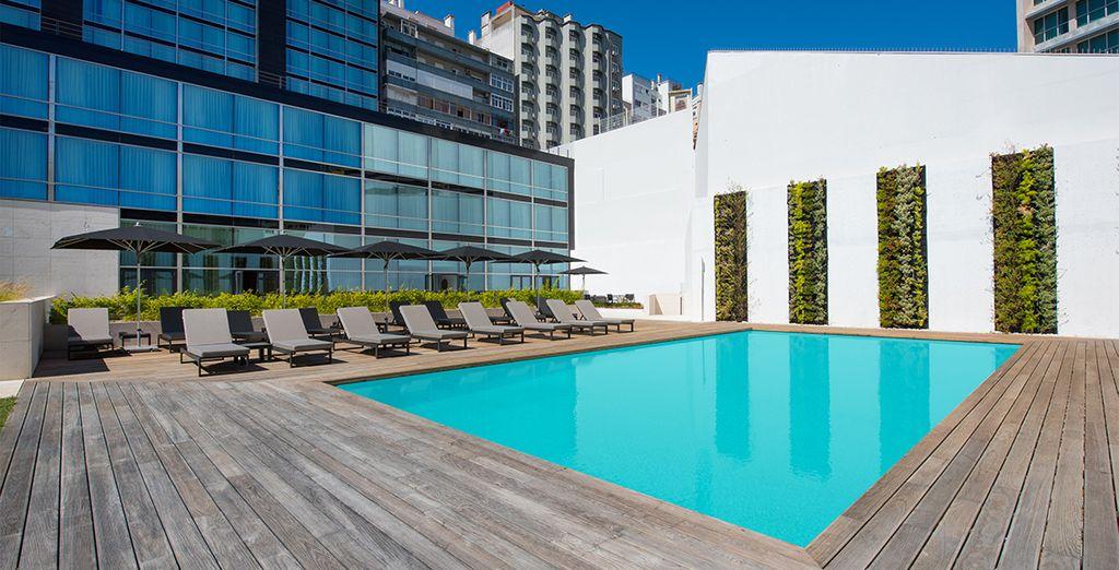 Hôtel Iberostar Lisboa 5* avec Voyage Privé