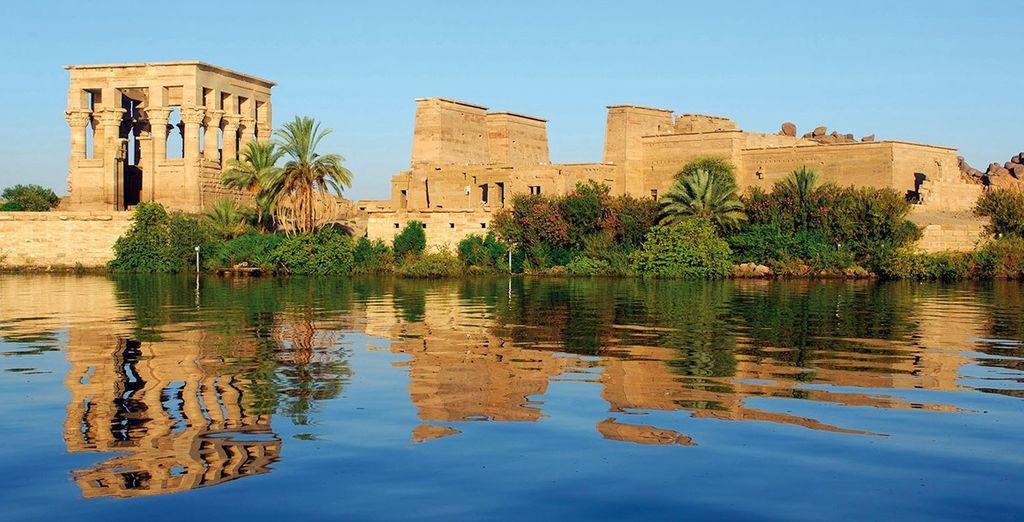 Découvrez le patrimoine culturel des pharaons au Caire