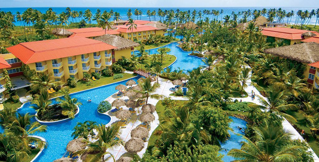 Hôtel Dreams Punta Cana Resort & Spa 5* avec Voyage Privé