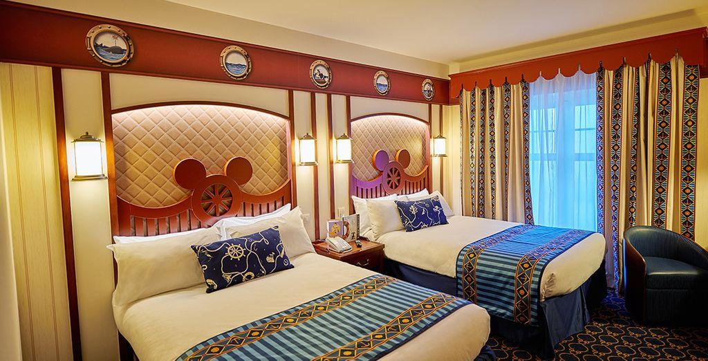 Disney's Newport Bay Club® 4*