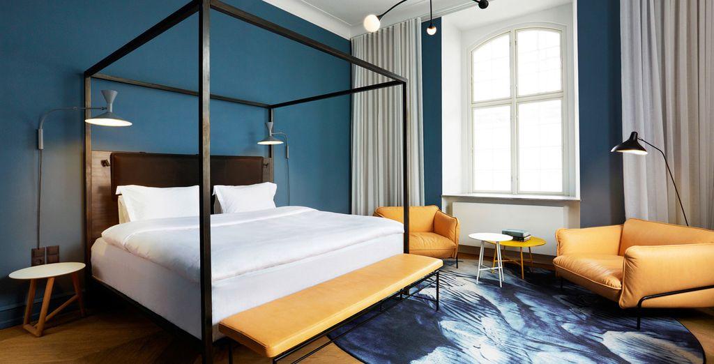 Nobis Hotel Copenhagen 5*