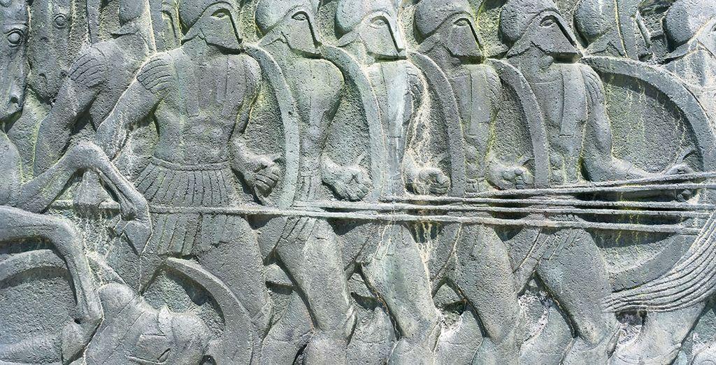 Découvrez le musée archéologique de Thessalonique