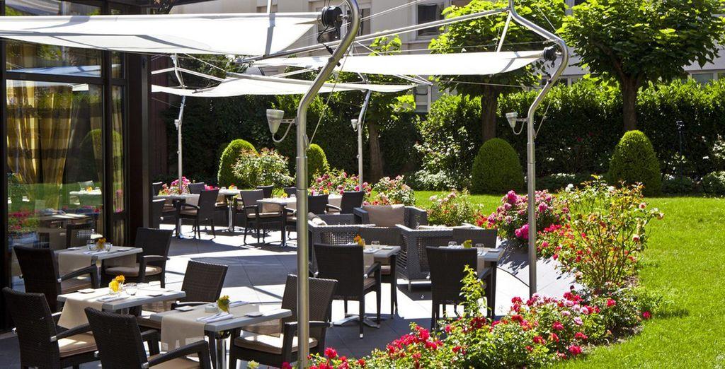 Hôtel Warwick Reine Astrid 4*