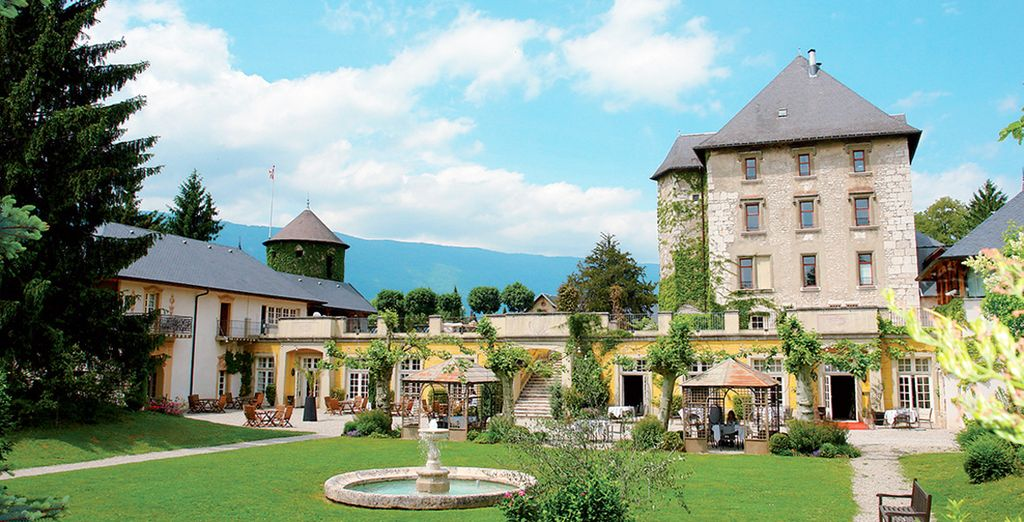 Château de Candie 4*