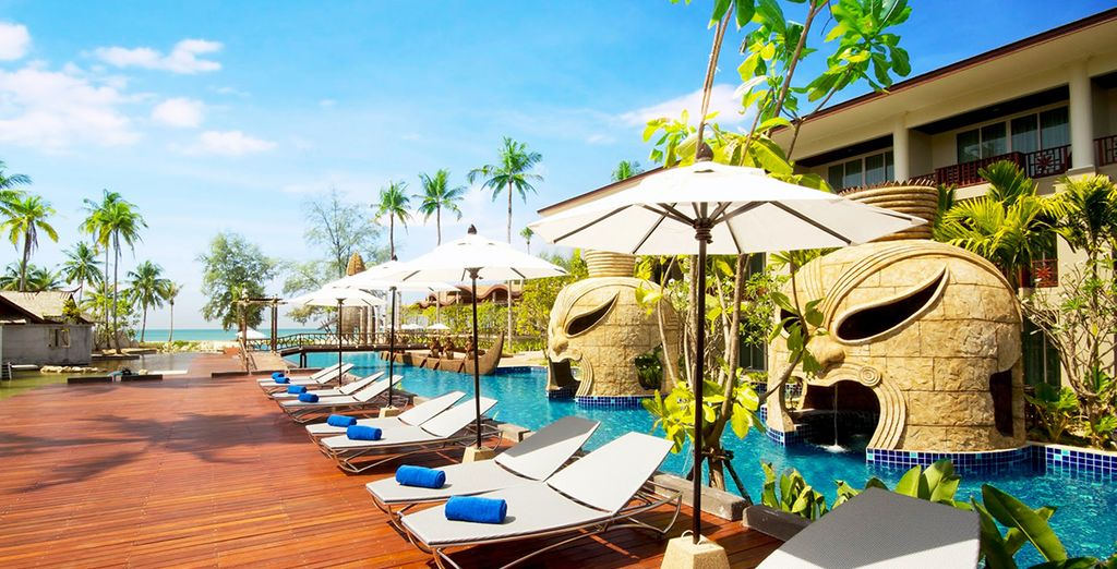 Hôtel Sentido Graceland Khao Lak 5*