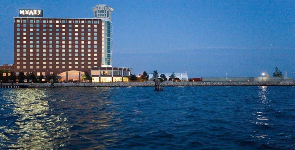 Où le Hyatt Regency Boston Harbor vous ouvre ses portes