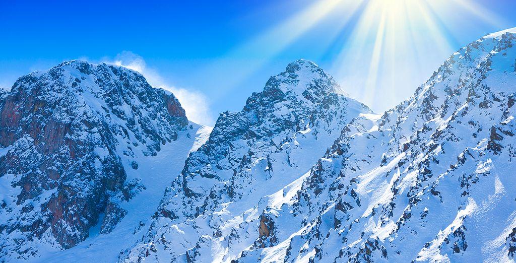 Paysages à observer au cœur d'Andorre lors de vacances au ski