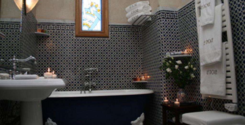 - Hôtel & Spa Le Doge Relais&Châteaux ***** - Casablanca - Maroc Casablanca